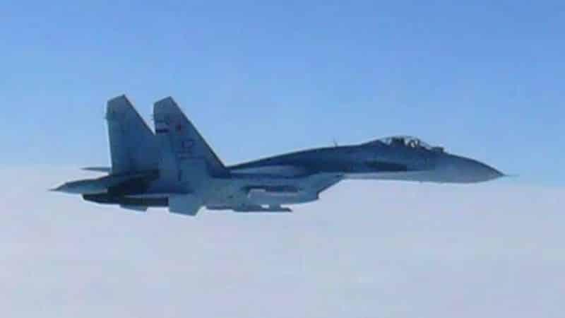 Ruské lietadlá minulý týždeň šesťkrát narušili vzdušný priestor Litvy. 1