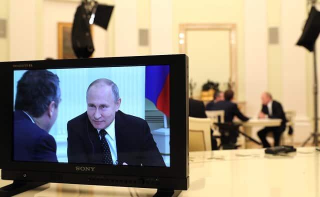 Putin ozastaranosti súčasného liberalizmu. 1