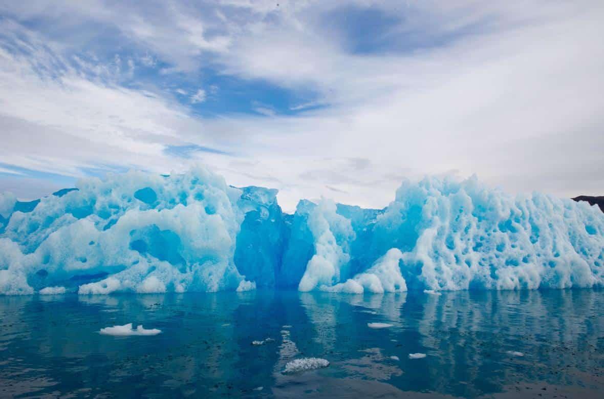 Trumpův sen o Grónsku. Z brány ke zdrojům v tající Arktidě Američané dohlížejí na Rusko 1