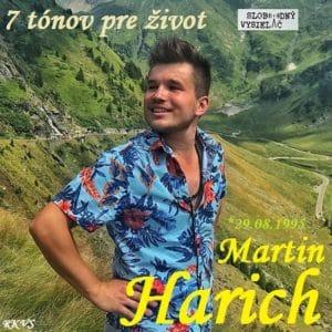 7 tónov pre život…Martin Harich