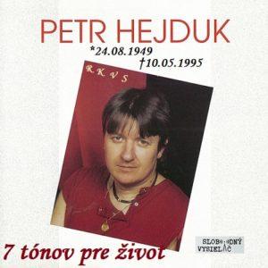 7 tónov pre život…Petr Hejduk 1