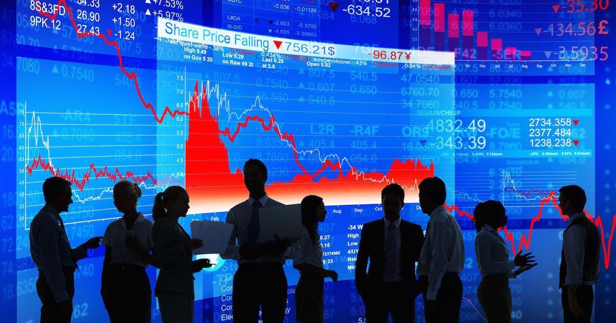 Graf, ktorý vydesil celý finančný svet. Hrozí nám ekonomická kríza? 1