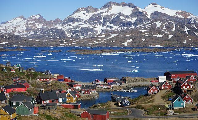Povyk kolem Grónska je signál pro Rusko aČínu. 1