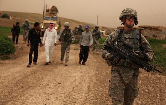 Šiitský duchovný vydal fatwu zakazujúcu prítomnosť amerických vojakov v Iraku.