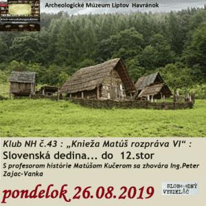 Klub národohospodárov Slovenska 43