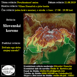 Slovenské korene 50 (repríza) 1