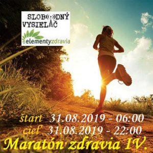 Maratón zdravia IV. 1