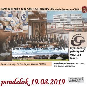 Spomienky na Socializmus 35 (repríza)
