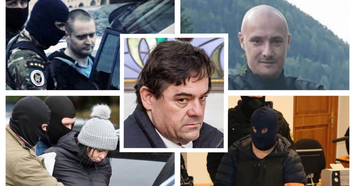 ONLINE: Rok a pol po vražde Jána Kuciaka: vyšetrovací tím zistil trestnú činnosť predstaviteľov štátnych orgánov, 1