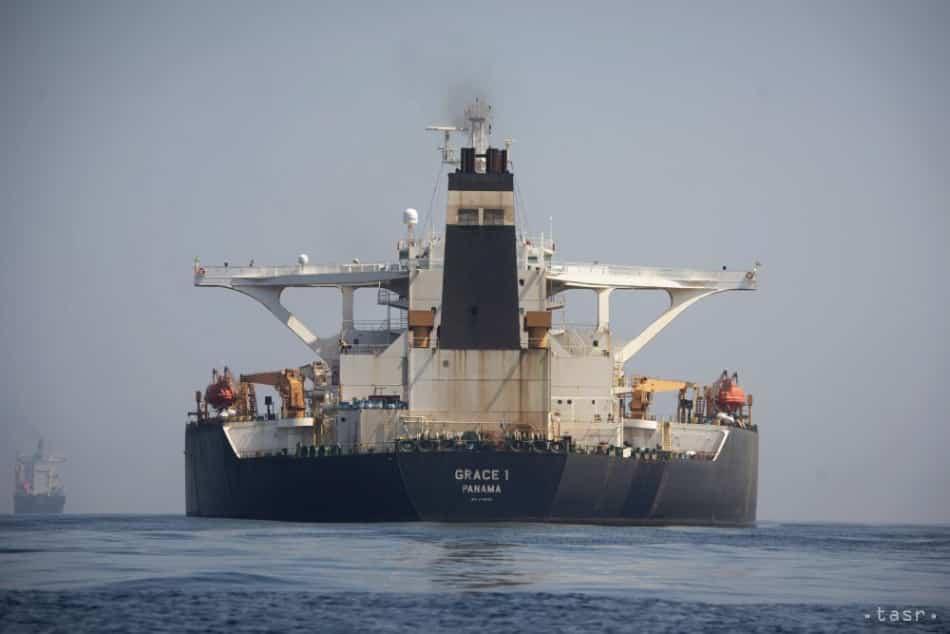 Americký predstaviteľ ponúkol kapitánovi iránskeho tankera hotovosť. 1