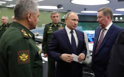 V. Putin ponúkol Saudskej Arábii systém protivzdušnej obrany.