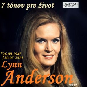 7 tónov pre život…Lynn Anderson