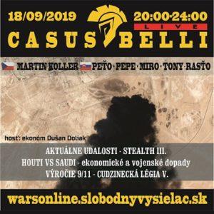 Casus belli 76