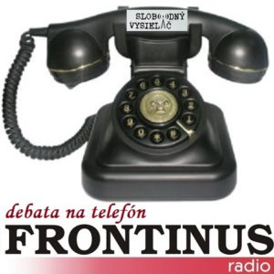 Debata na telefón