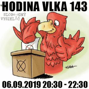 Hodina Vlka 143 (repríza)