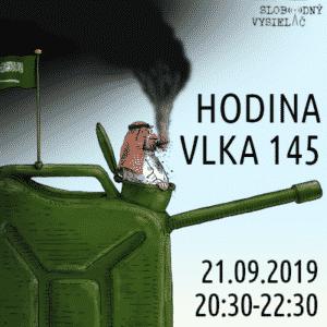 Hodina Vlka 145 (repríza)