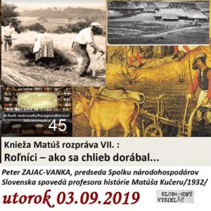 Klub národohospodárov Slovenska 45 (repríza)