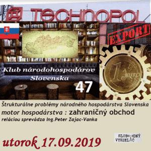 Klub národohospodárov Slovenska 47