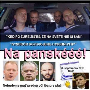 Na panské 28/2019 (humoristický týždenník)