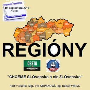 Regióny 18/2019