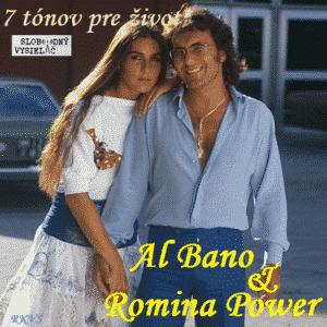 7 tónov pre život…Al Bano & Romina Power