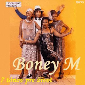 7 tónov pre život…Boney M