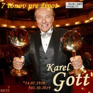 7 tónov pre život…Karel Gott ´00