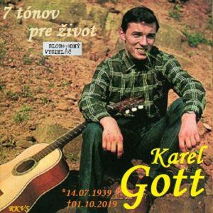 7 tónov pre život…Karel Gott ´60
