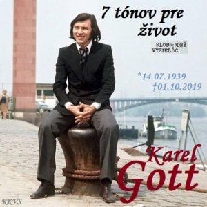 7 tónov pre život…Karel Gott ´70