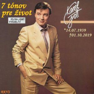 7 tónov pre život…Karel Gott ´80