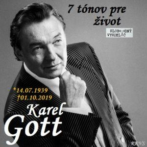 7 tónov pre život…Karel Gott ´90