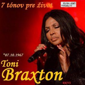 7 tónov pre život…Toni Braxton