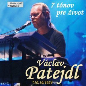 7 tónov pre život…Václav Patejdl