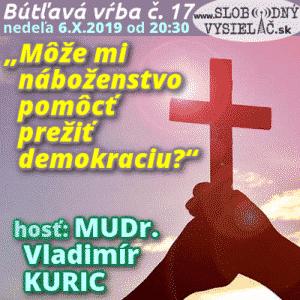 Bútľavá vŕba 17 (Môže mi náboženstvo pomôcť prežiť demokraciu?) repríza