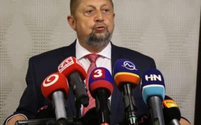 Štefan Harabin: Vstupujem do politiky ako volebný líder politickej strany VLASŤ