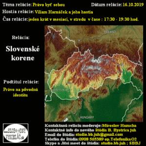 Slovenské korene 52 (repríza)