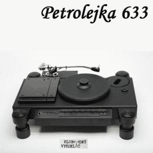 Petrolejka 633