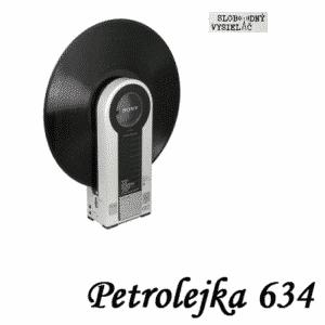 Petrolejka 634 (repríza)