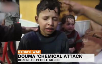 USA a Blízký východ I. – OPCW a podvod s plynovým útokem v Doumě.
