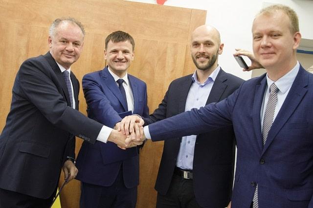 Na druhý pokus sa to podarilo: Strana Za ľudí sa pridala k dohode PS-Spolu a KDH o neútočení. 1