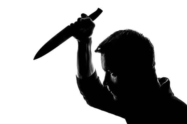 V Nemecku 40 percent útokov s nožmi ide na účet migrantov. 1
