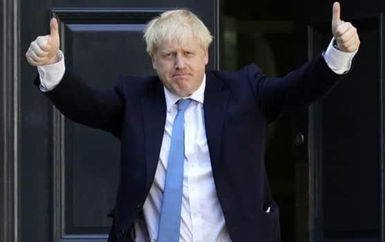 Britské voľby ovládli konzervatívci. 1