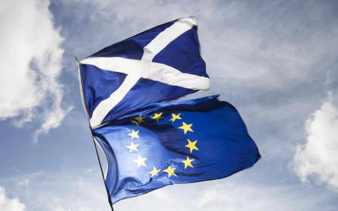 """Skotové brexit nechtěli, z EU ale musí odejít. """"Nechte nám světlo na cestu zpět,"""" vzkazují 1"""