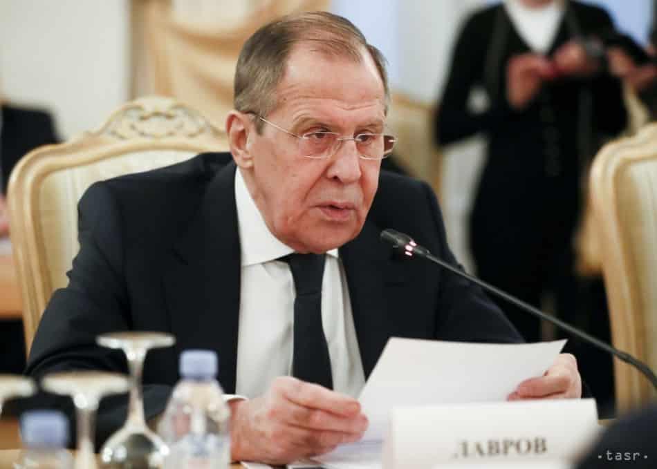 Lavrov: Rusko sprístupní archívne materiály o druhej svetovej vojne. 1