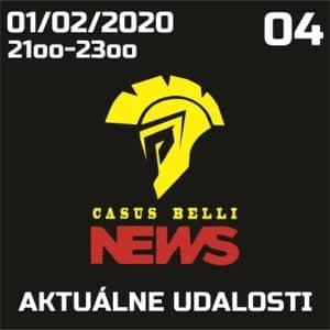 Casus belli news 04 (repríza)