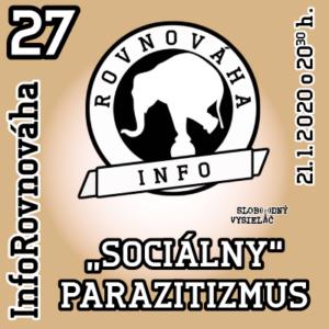 InfoRovnováha 27 (repríza)