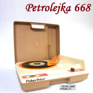 Petrolejka 668 (repríza)