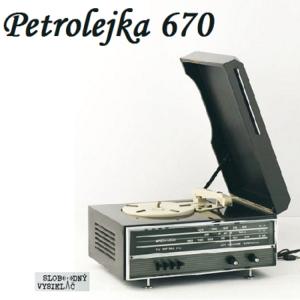 Petrolejka 670