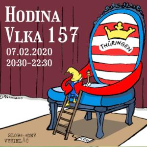 Hodina Vlka 157 (repríza)