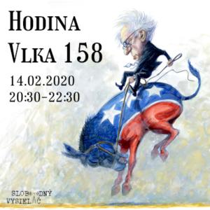 Hodina Vlka 158